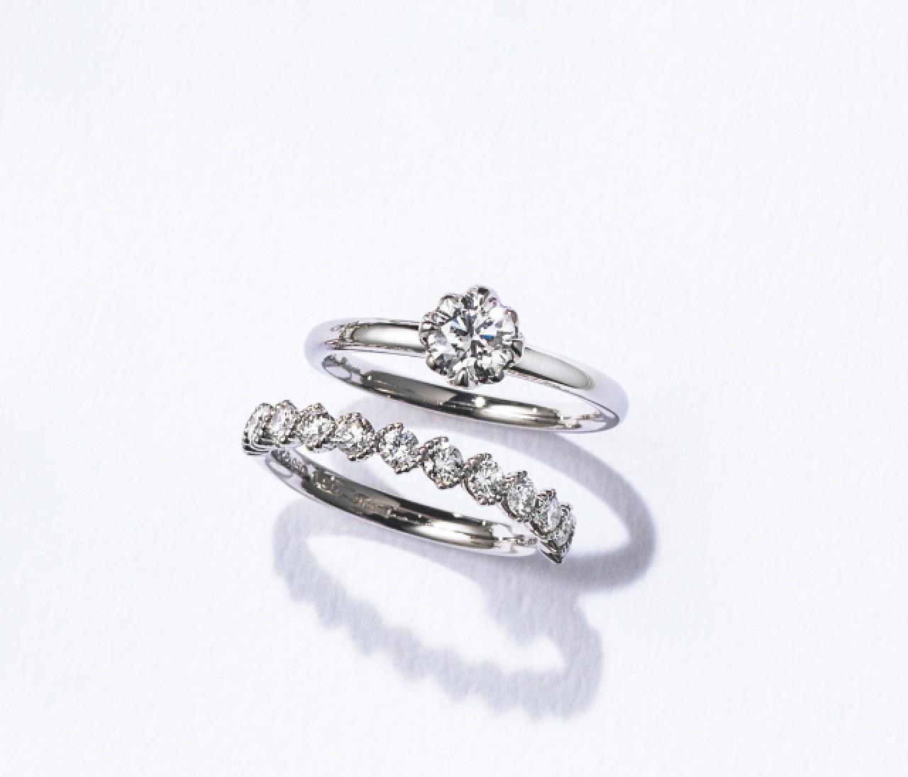 「クラシカル派」の花嫁が長く愛せる、最愛ブランドのウエディングリング