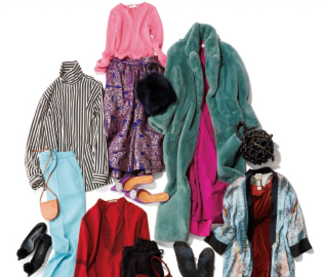 旅ファッション【冬のモロッコ5days】現地になじむワードローブでカラフルコーデ♡