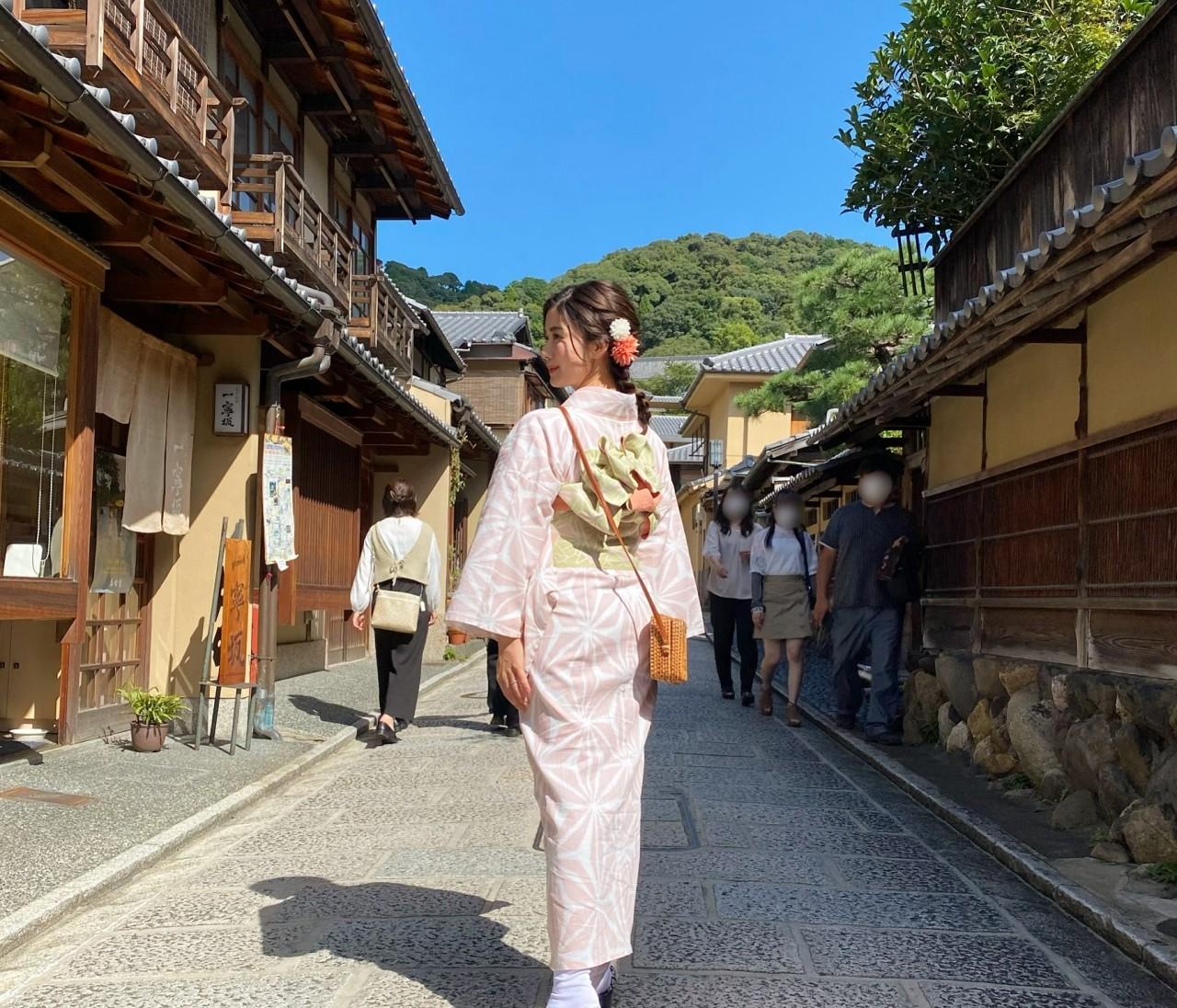 【日帰り京都旅行〜30代の着物レンタル】
