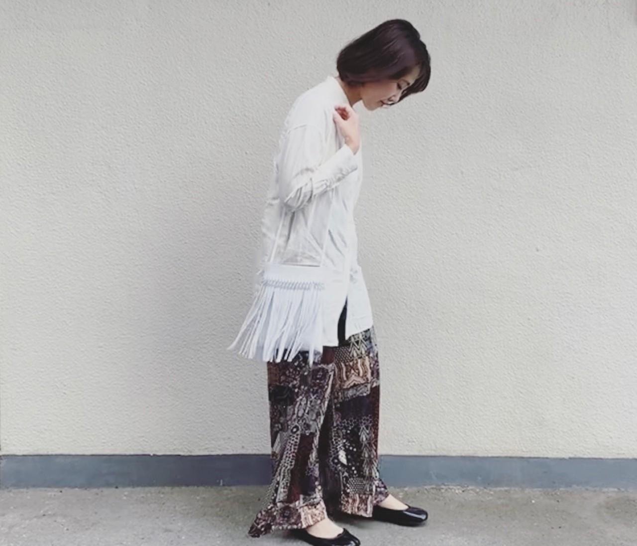 おこもりコーデ【初夏まで着れるUNIQLOリネンブレンド】