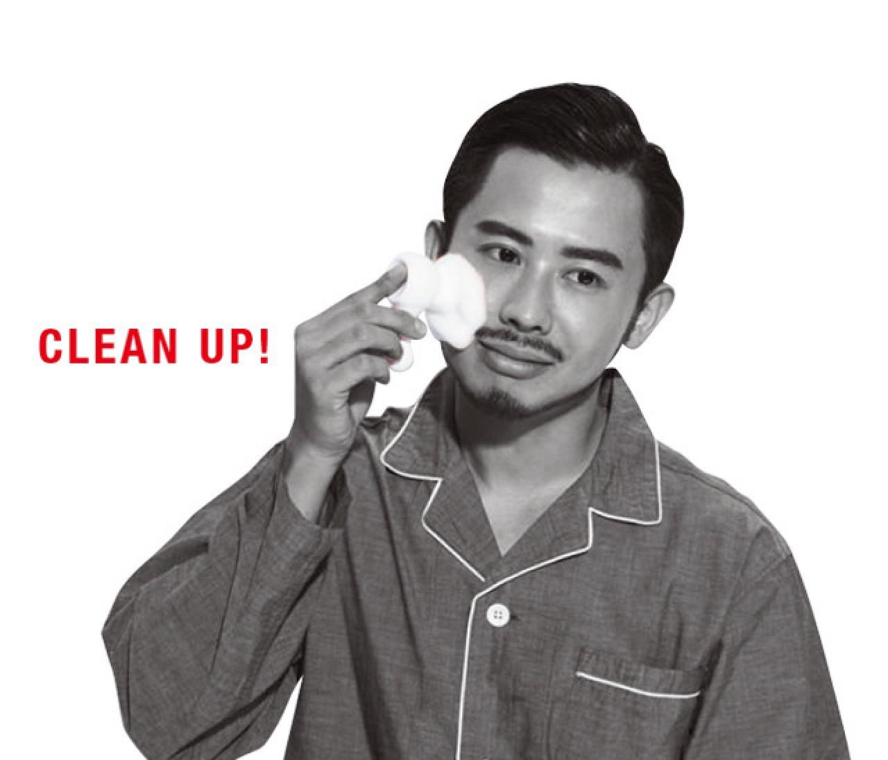 一年間のあかを落とし、汚れを清める!  ピロ式年末スキンケア大掃除
