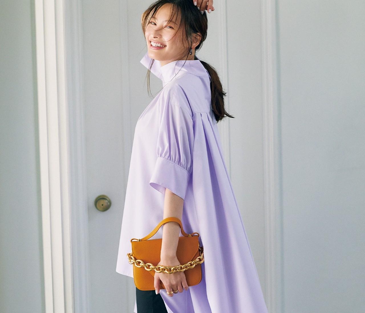 ボッテガ・ヴェネタから最新バッグ「マウント」登場!【30代のブランドフォーカス】