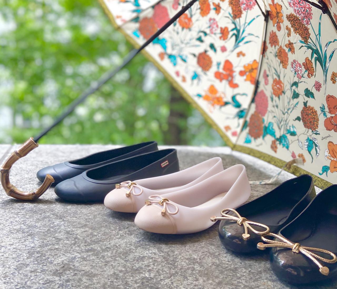 【梅雨ファッション】諦めなくて大丈夫!使える・おしゃれレインシューズを紹介します♡