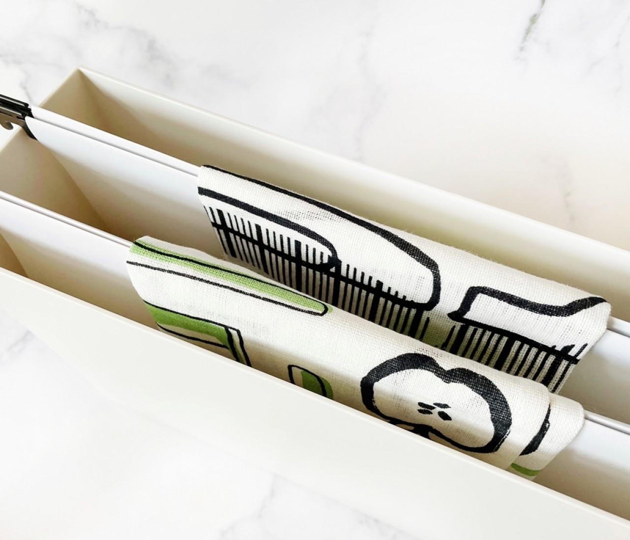 【セリア】新商品「ハンギングフォルダー」が登場!書類以外も収納できる優れもの♡