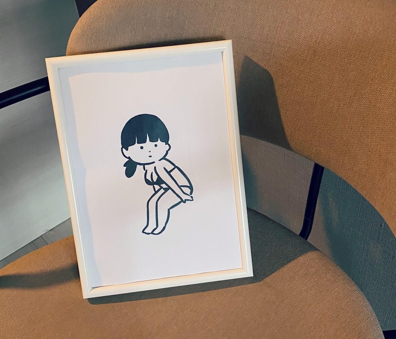 【人気イラストレーター】の作品をフリーでゲット!お部屋やスマホをアートで飾ってみた♡