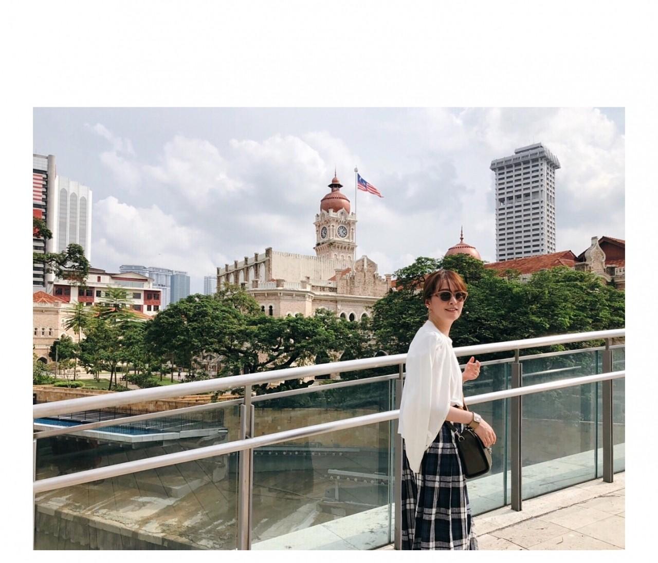 女子旅!マレーシア旅行記。