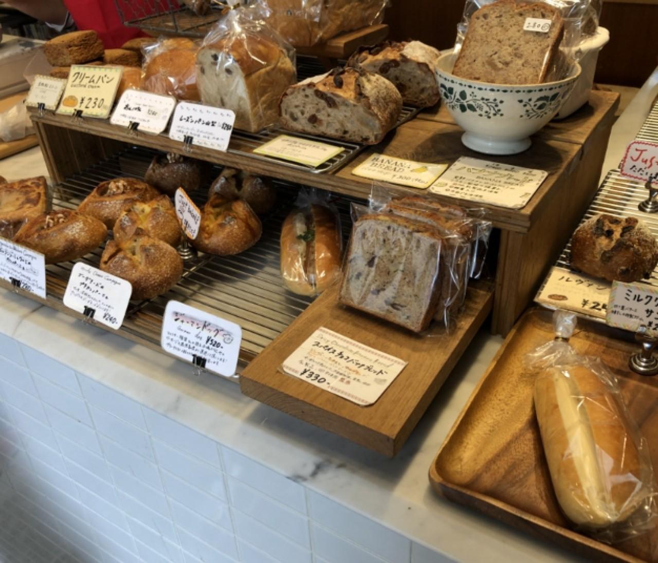 【私のパン活】代々木公園散歩にオススメのパン屋さん♡