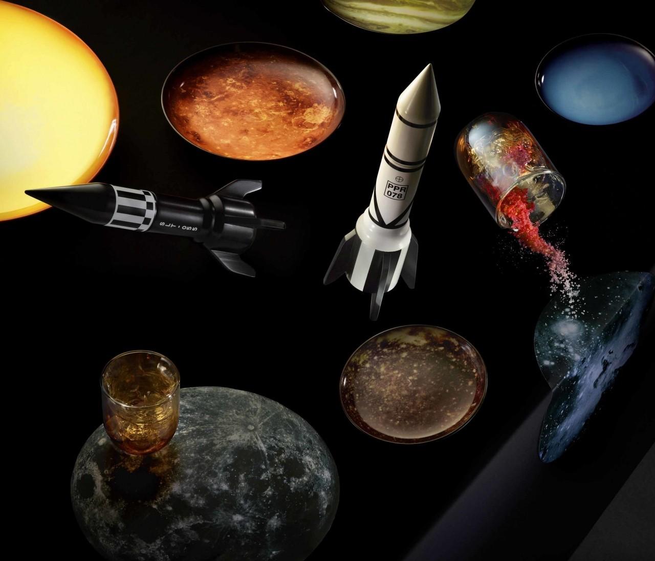 【ディーゼル】食卓が宇宙に!? COSMIC DINER発売スタート