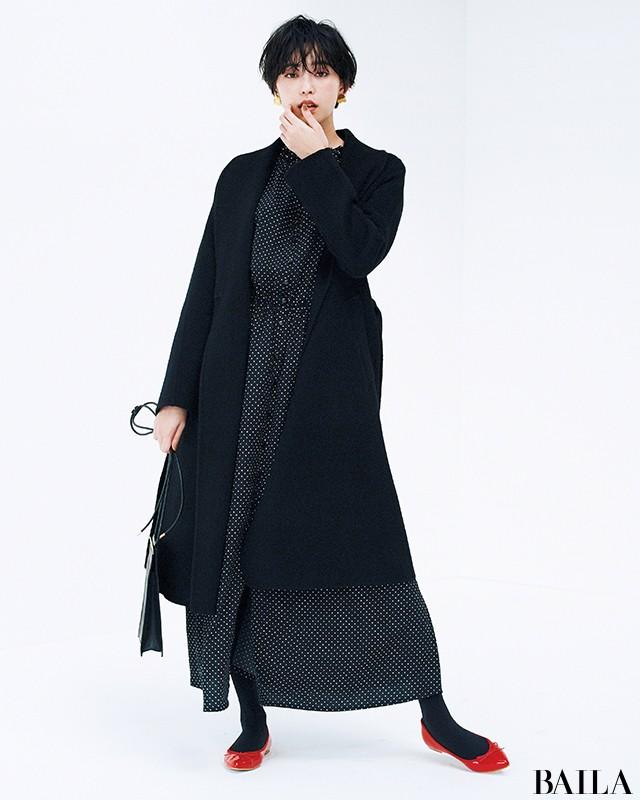 BLACK×赤小物-1