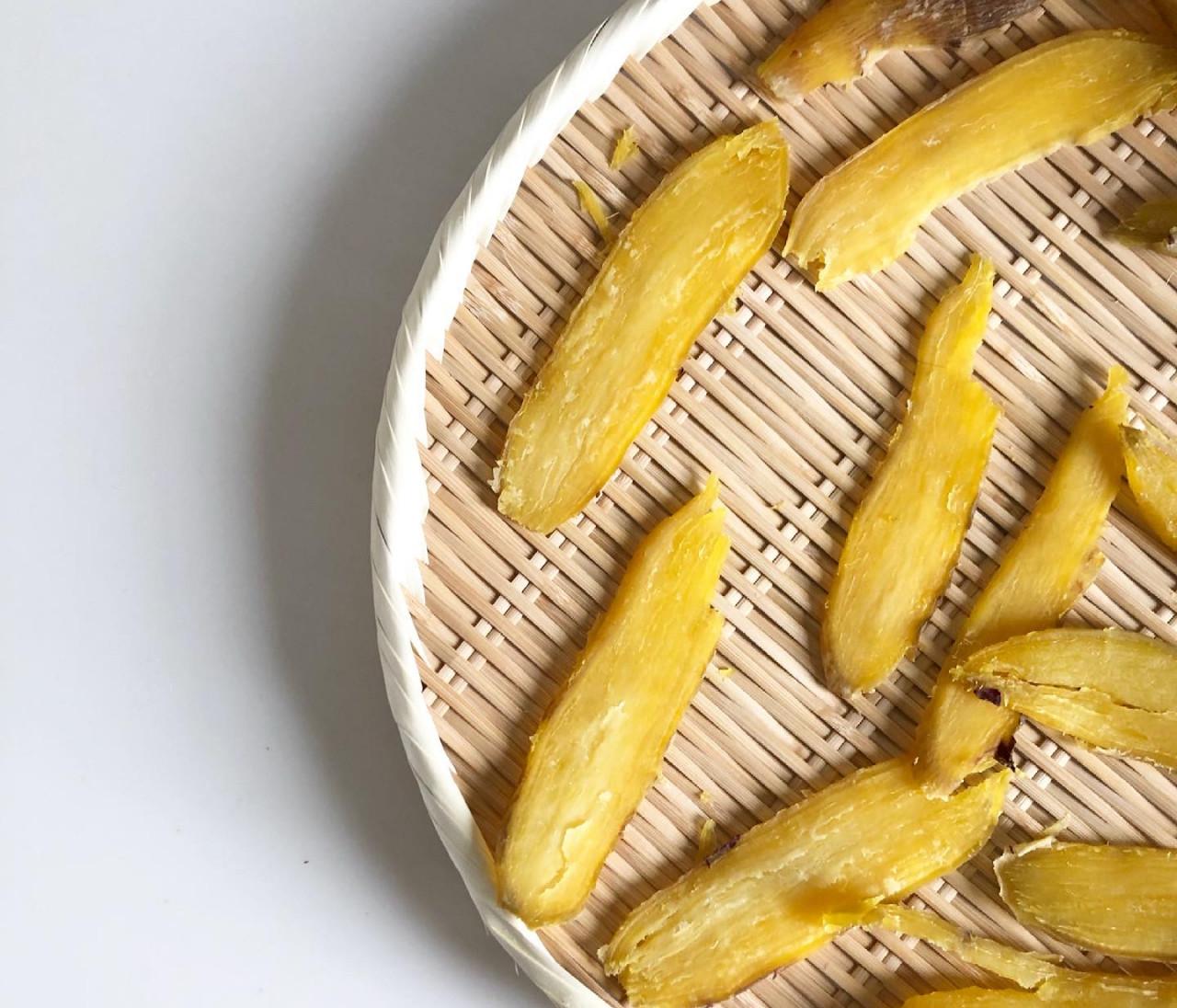 買わなくても作れる!栄養満点♡干し芋の作り方