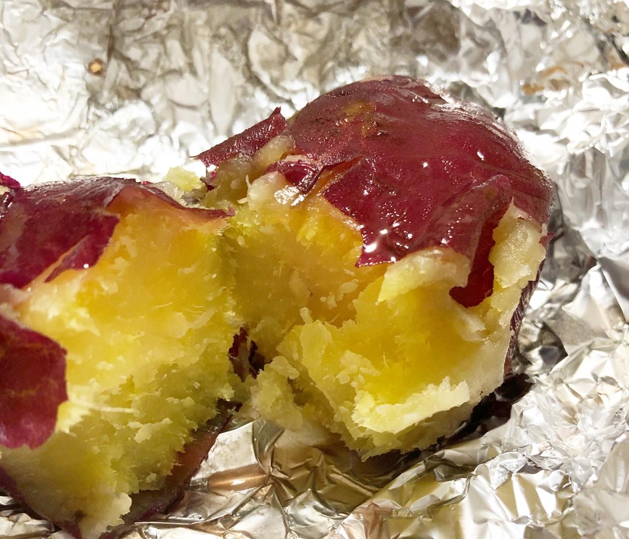 【簡単レシピ】家で作れる!ほったらかしでトロトロ焼き芋