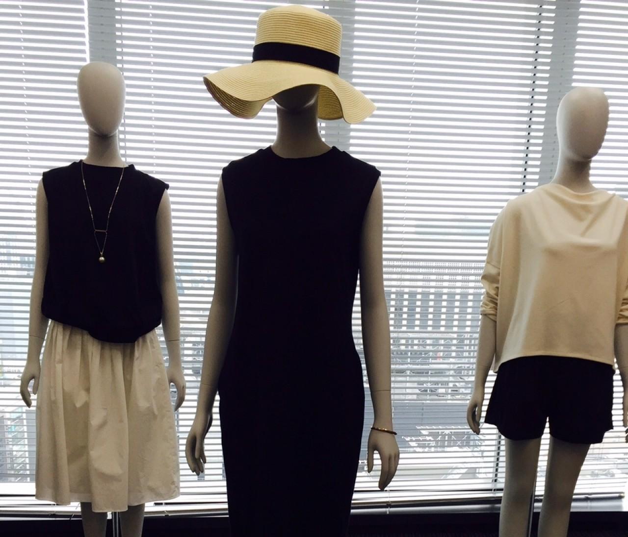 【展示会】KOE、春夏の「色」、春夏の「モノトーン」