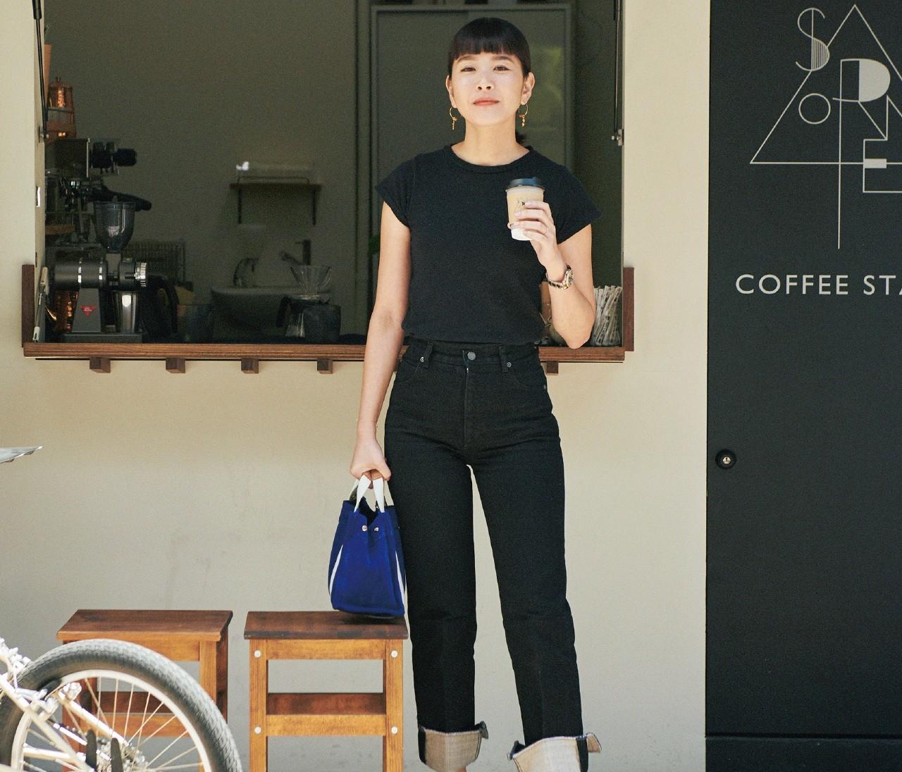 スタイリスト百々千晴さんの「女っぽくデニムを着こなす5つのルール」とは?