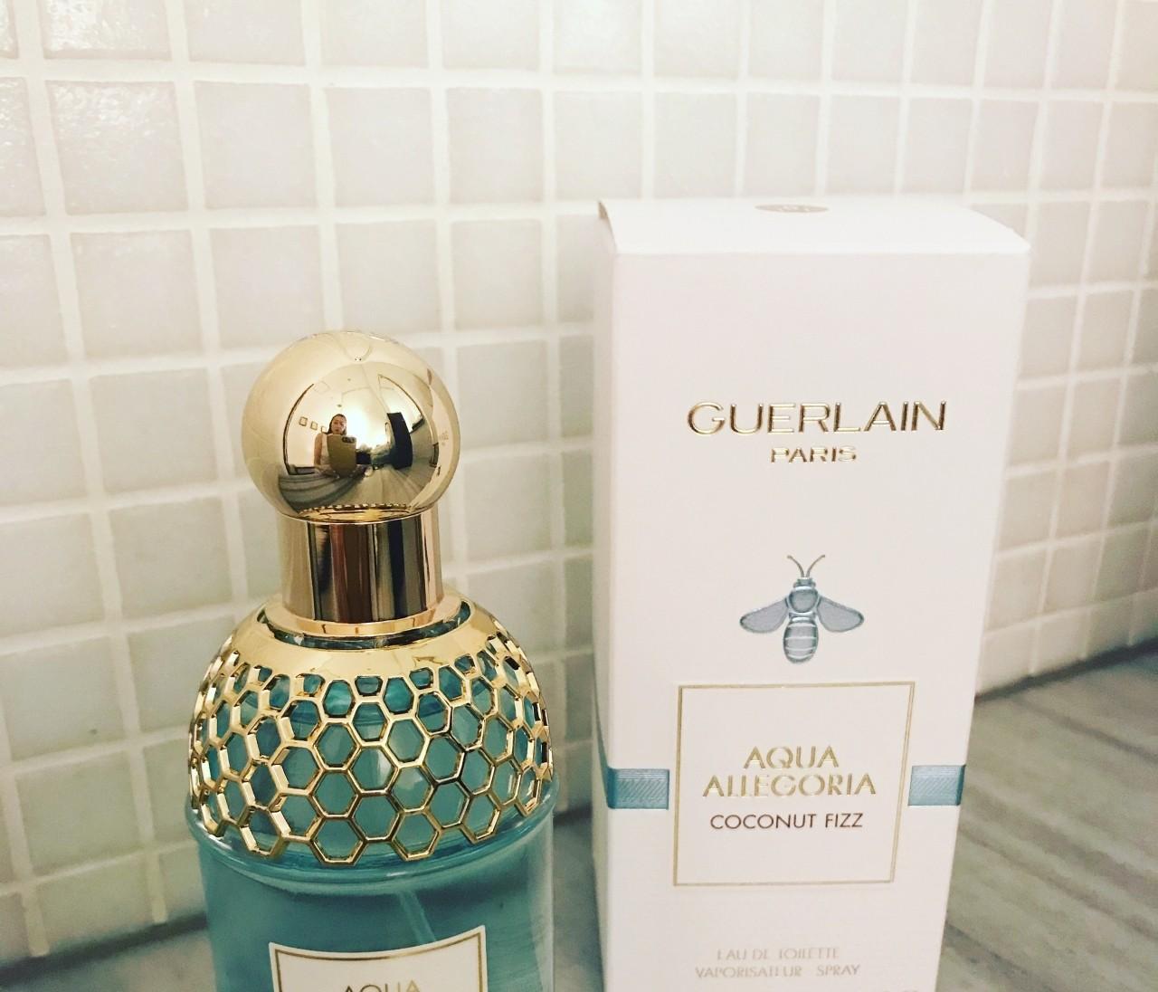 【GUERLAIN 新作フレグランス】香り診断でお勧めされた私の香り