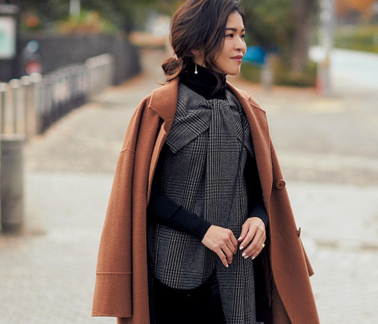 【冬の着太り問題】人気スタイリスト3人がリアル私服で解決!!!