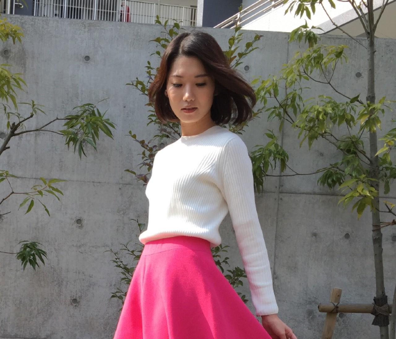 【#バイラーズの春服 #OOTD】吉田有希さん