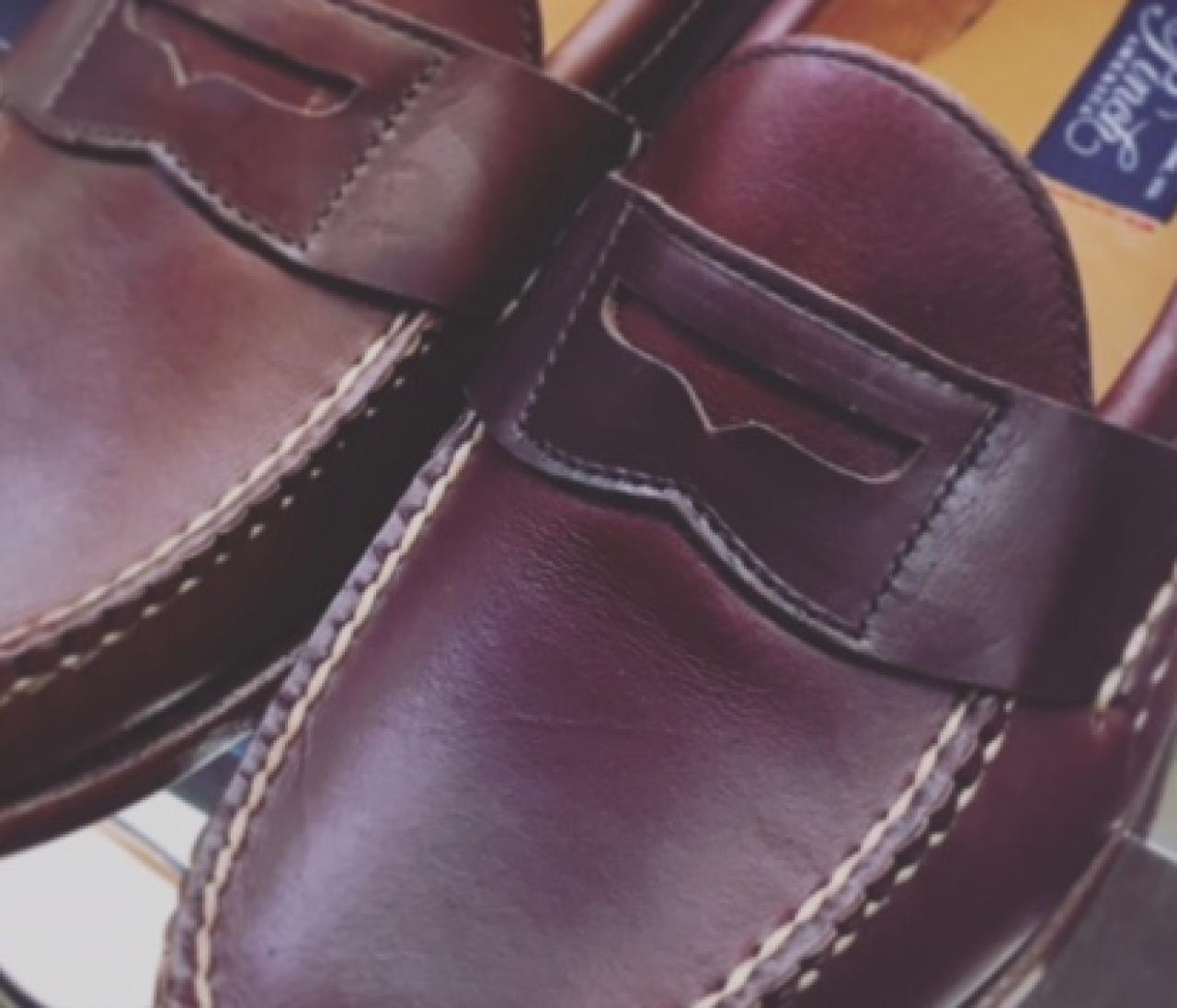 個人的ツボなトラッド靴。コール ハーンのローファーのこと