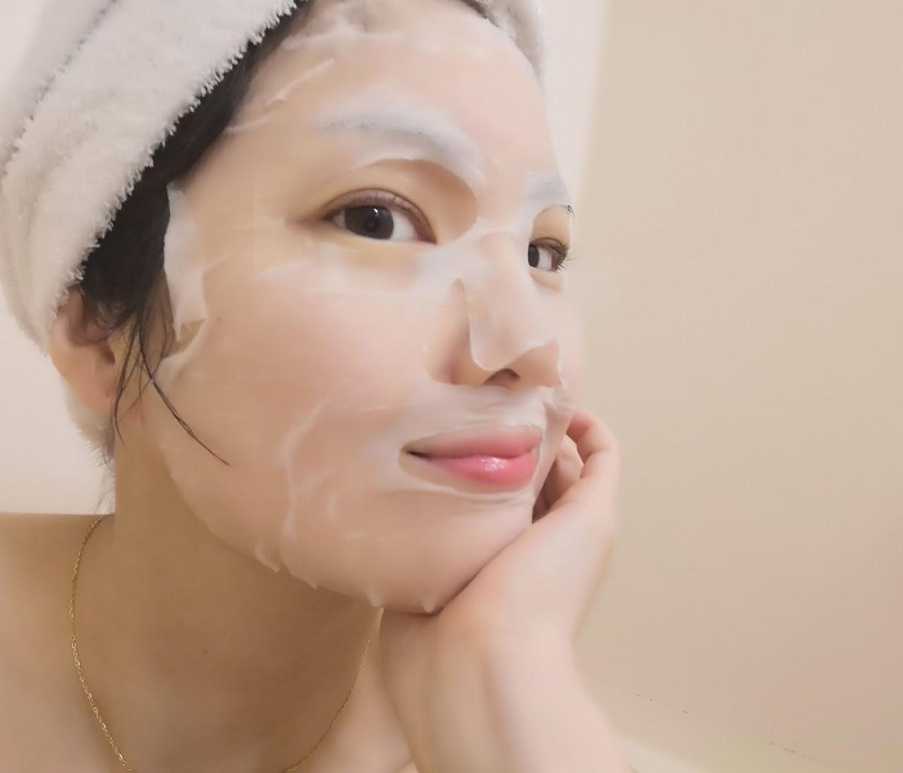 BAILA発売♡付録の肌ラボ白潤プレミアムのマスクシートは絶対試してほしい!!