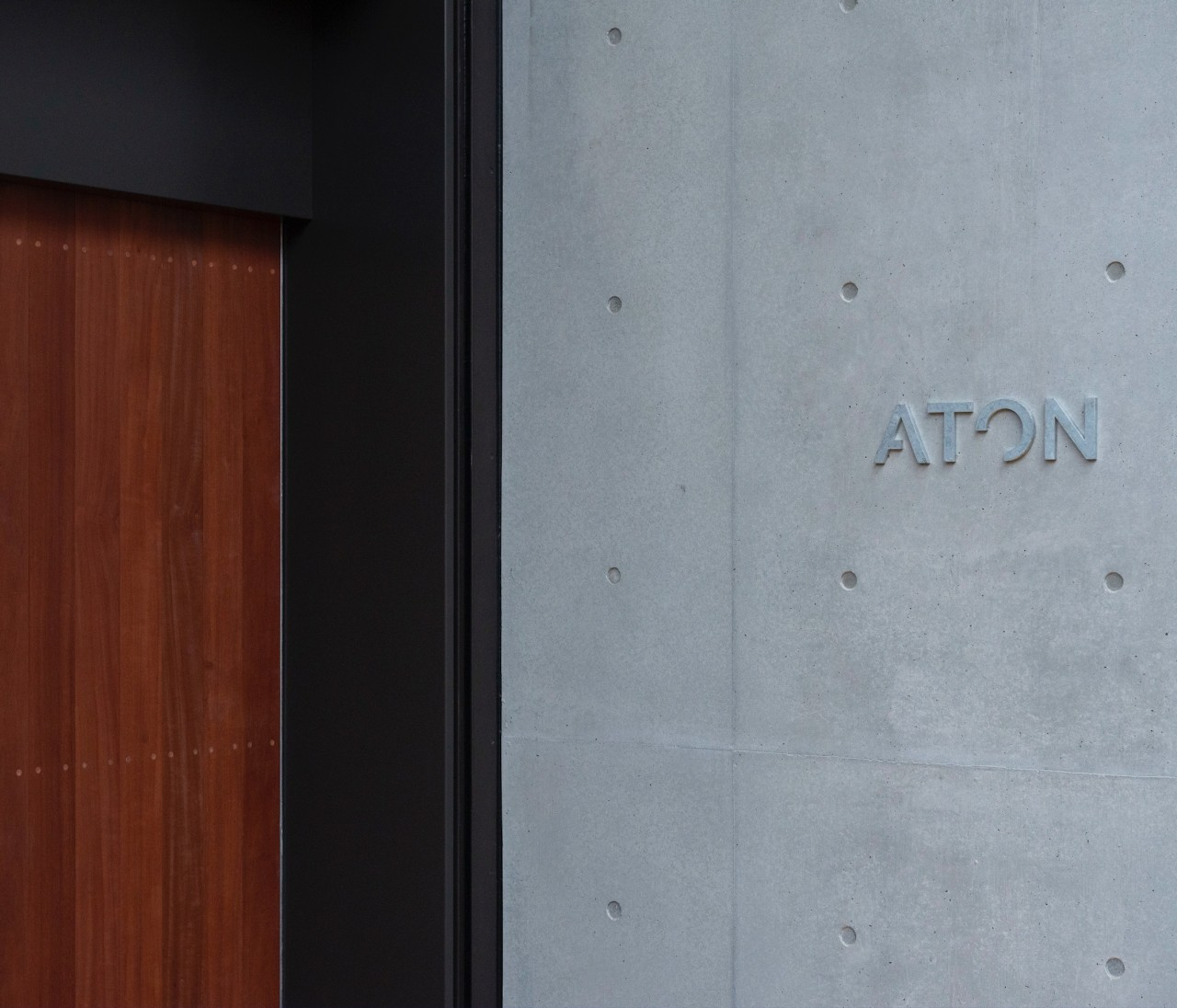 ATON初の直営店が12月8日(土)表参道にオープン!