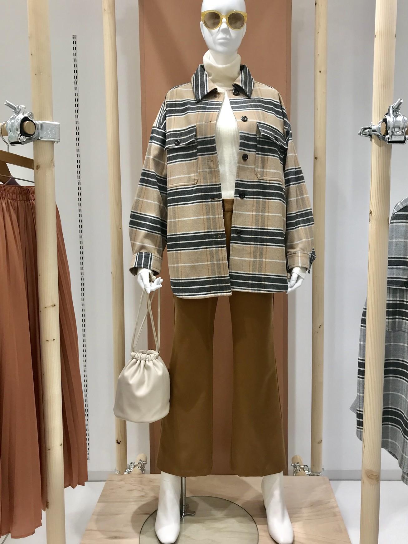 2019秋→冬は中間ライトアウターを買え【GU(ジーユー)】のCPOジャケットで30代女子があか抜けるコーデのコツ_3_2