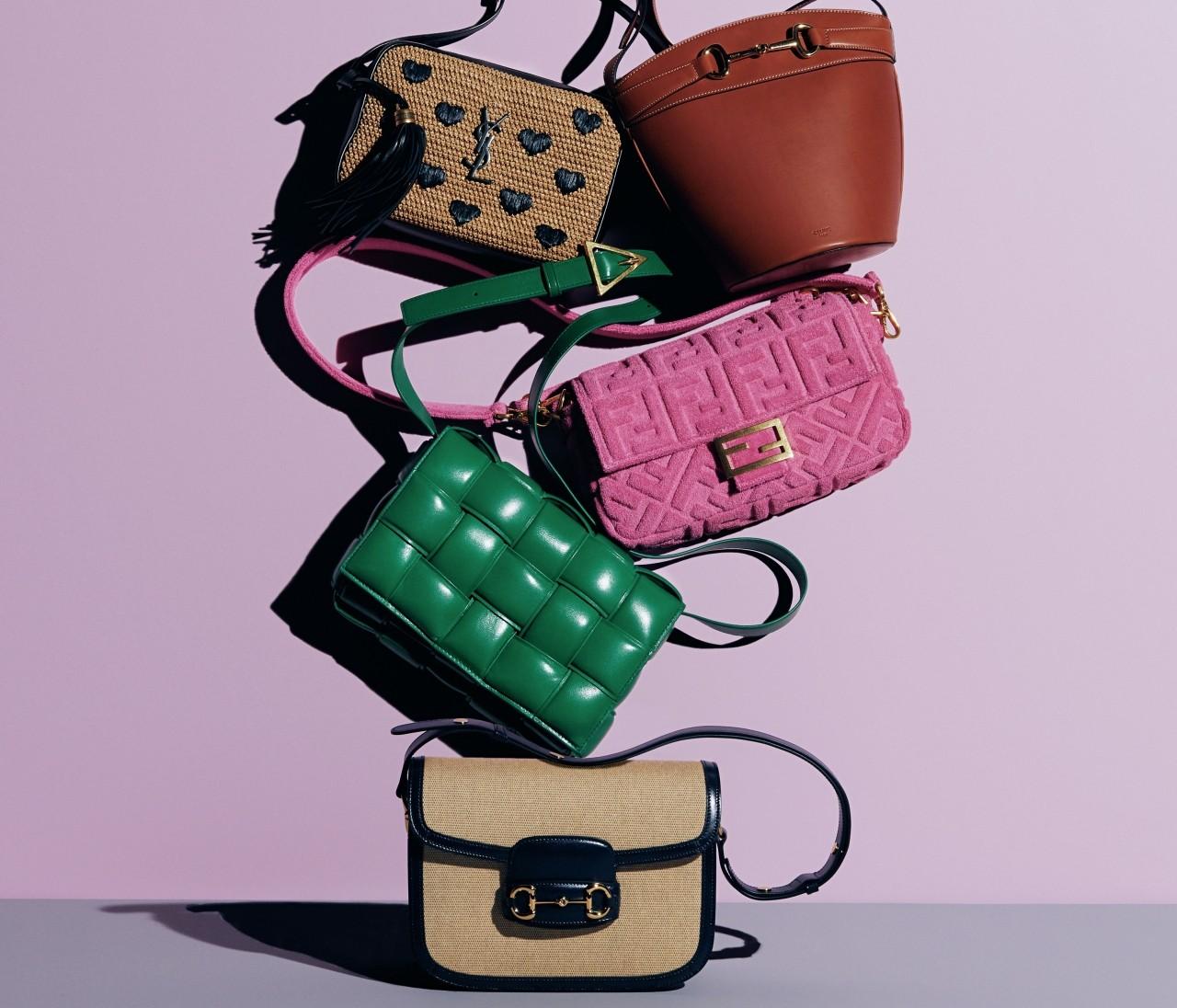 【憧れブランドの春新作バッグ22選】新しい季節のおしゃれはバッグから