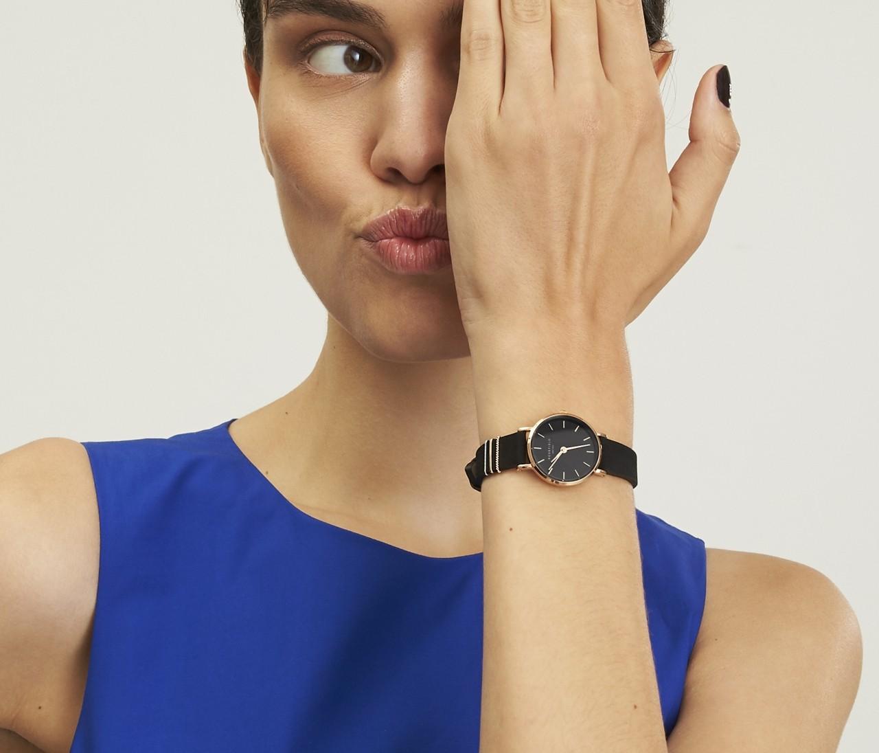 働く女性に大人気の時計ブランド【ROSEFIELD】のホリデーコレクションが日本限定で登場!