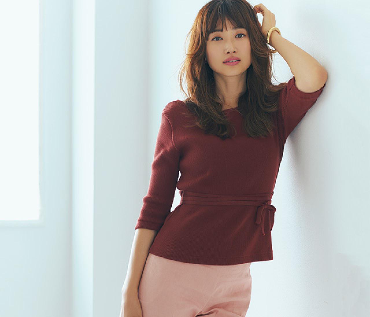 色×色で今っぽく! 通勤パンツスタイルは、カラーミックスで見違える♡【2018/6/19のコーデ】