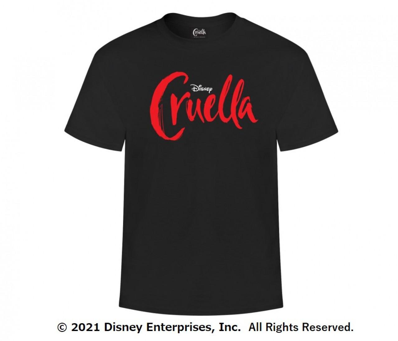【BAILA公式Twitterフォロー&リツイートキャンペーン】ディズニー最新作『クルエラ』Tシャツを3名様にプレゼント!