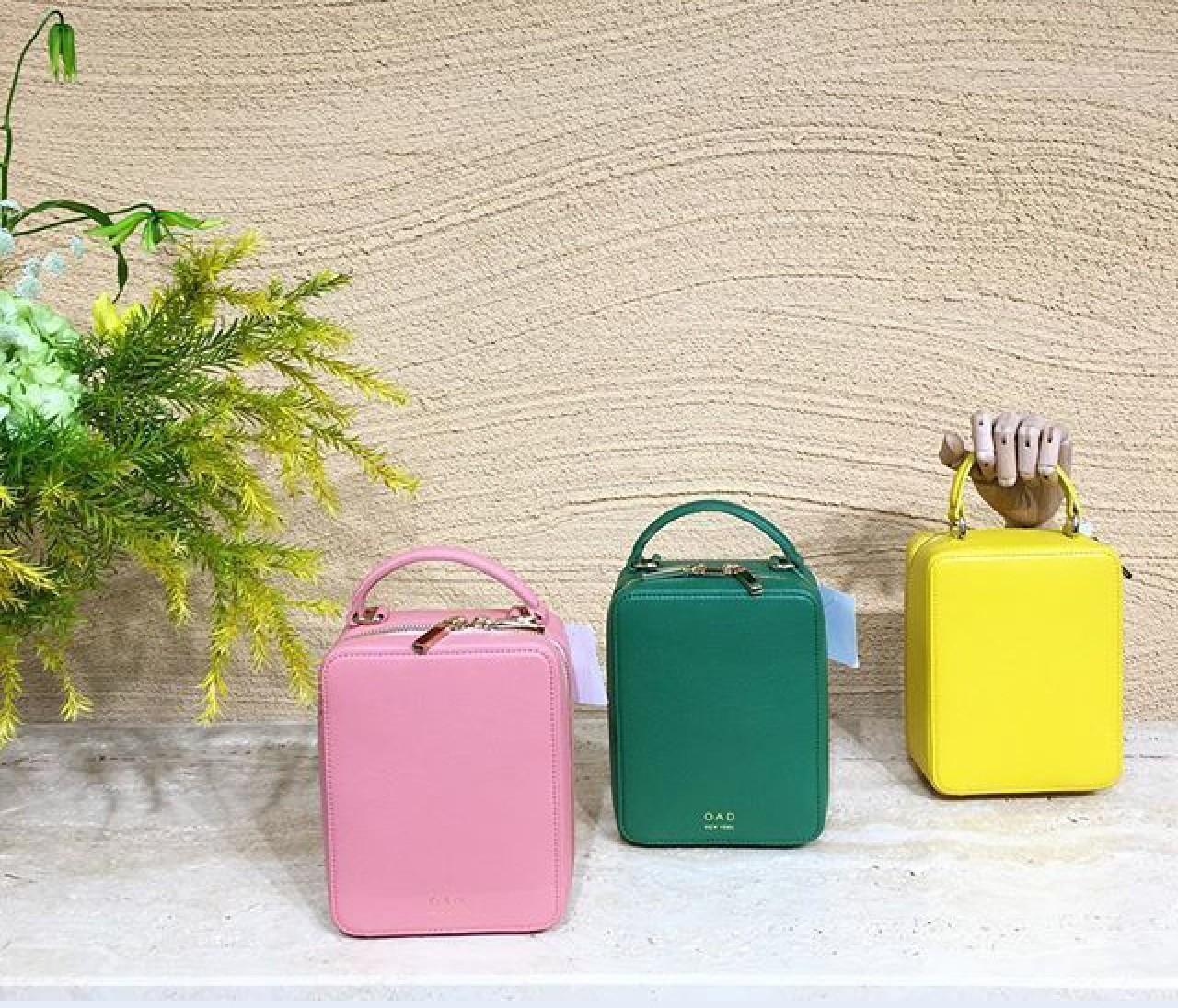 【展示会速報】人気上昇中のOAD NEW YORKの新作バッグ