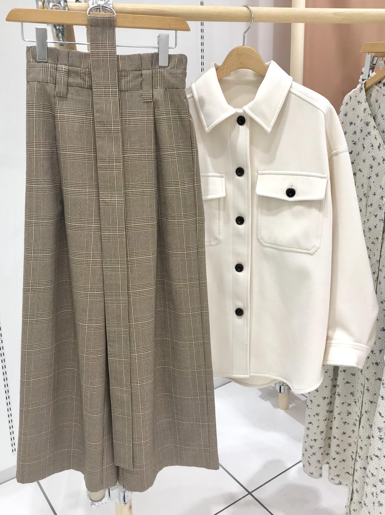 2019秋→冬は中間ライトアウターを買え【GU(ジーユー)】のCPOジャケットで30代女子があか抜けるコーデのコツ_3_9