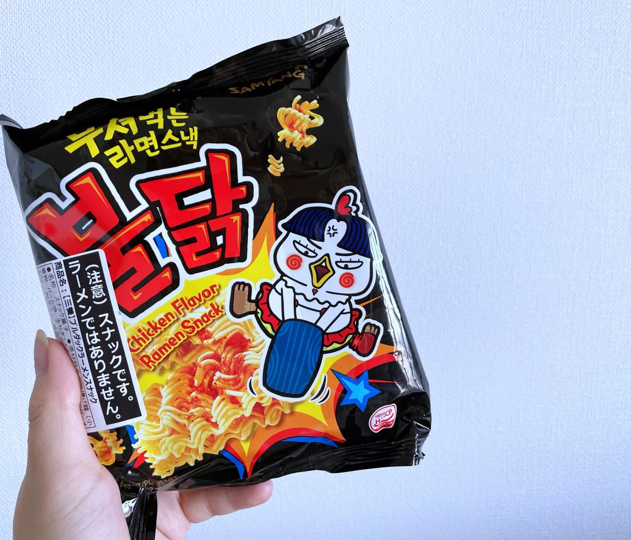 【KALDI】辛いもの好きに是非!あの激辛麺がお菓子になった。