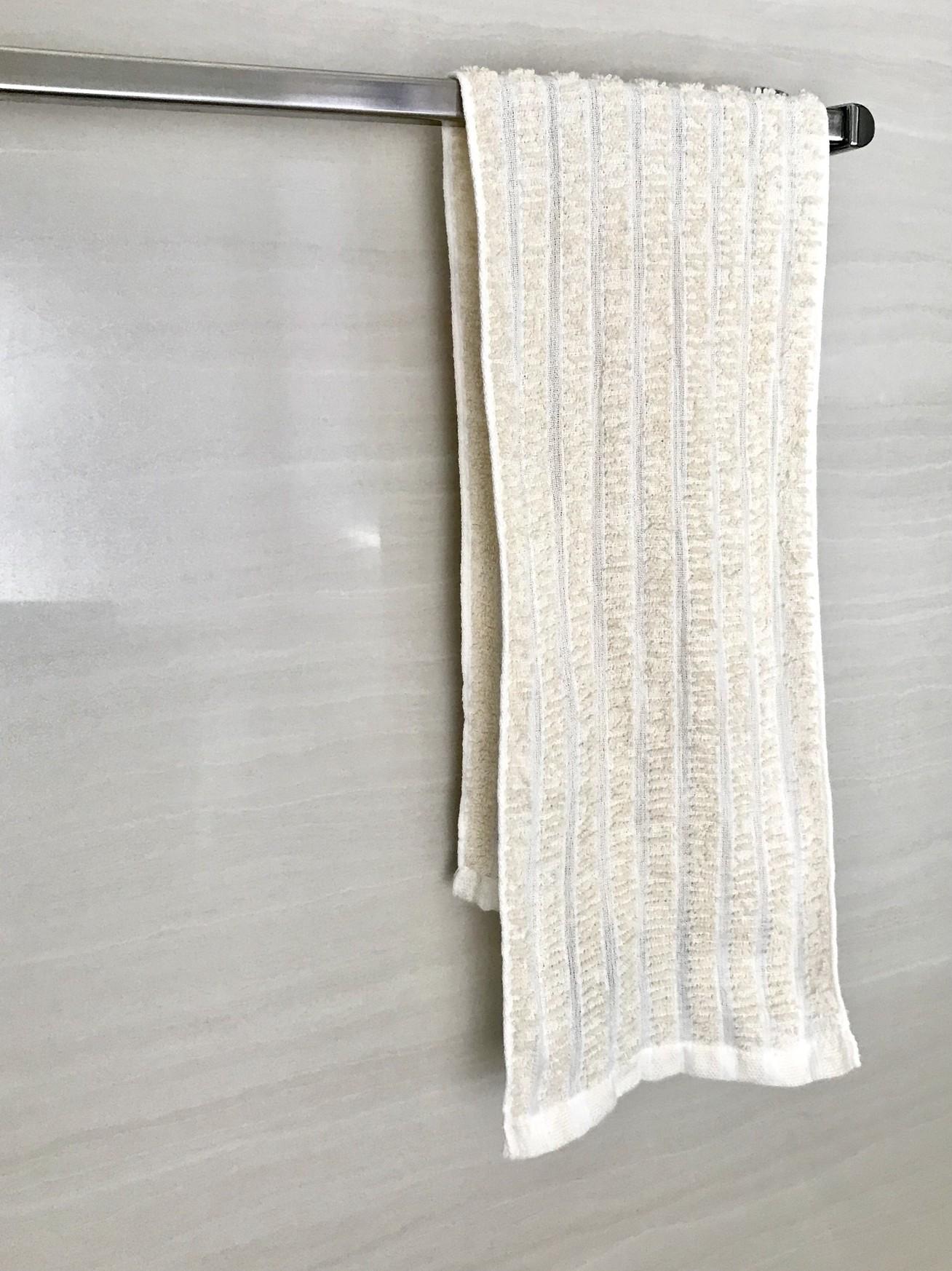 【無印良品】編集部員が愛用中の綿パイルボディタオル