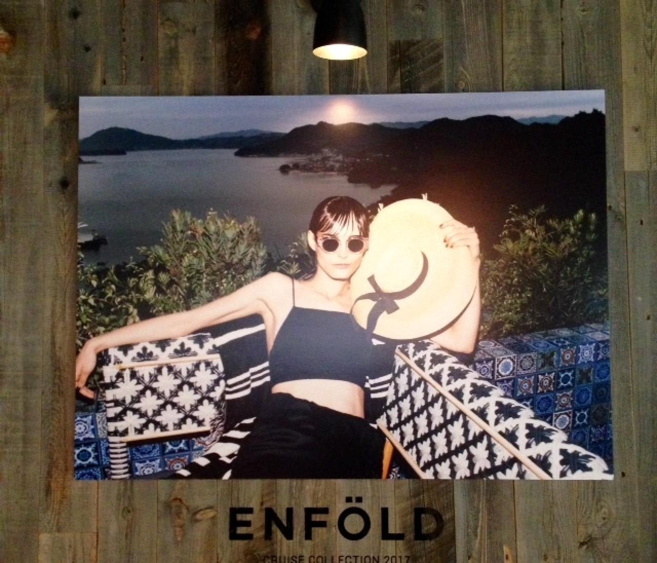 「エンフォルド」初の水着は、大人の洗練&体型カバーの両方が手に入る!