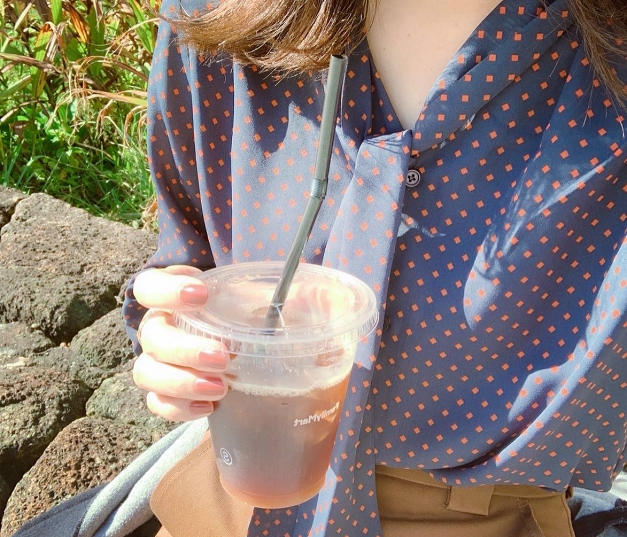 【GUのボウタイシャツ】トレンドのシャツを使ったコーデ