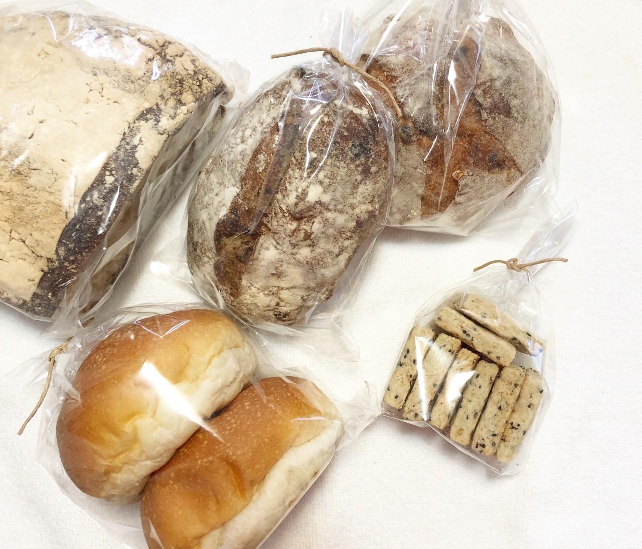 伝説のパン屋さん‼︎天然酵母で作るかいじゅう屋【はるパン活】