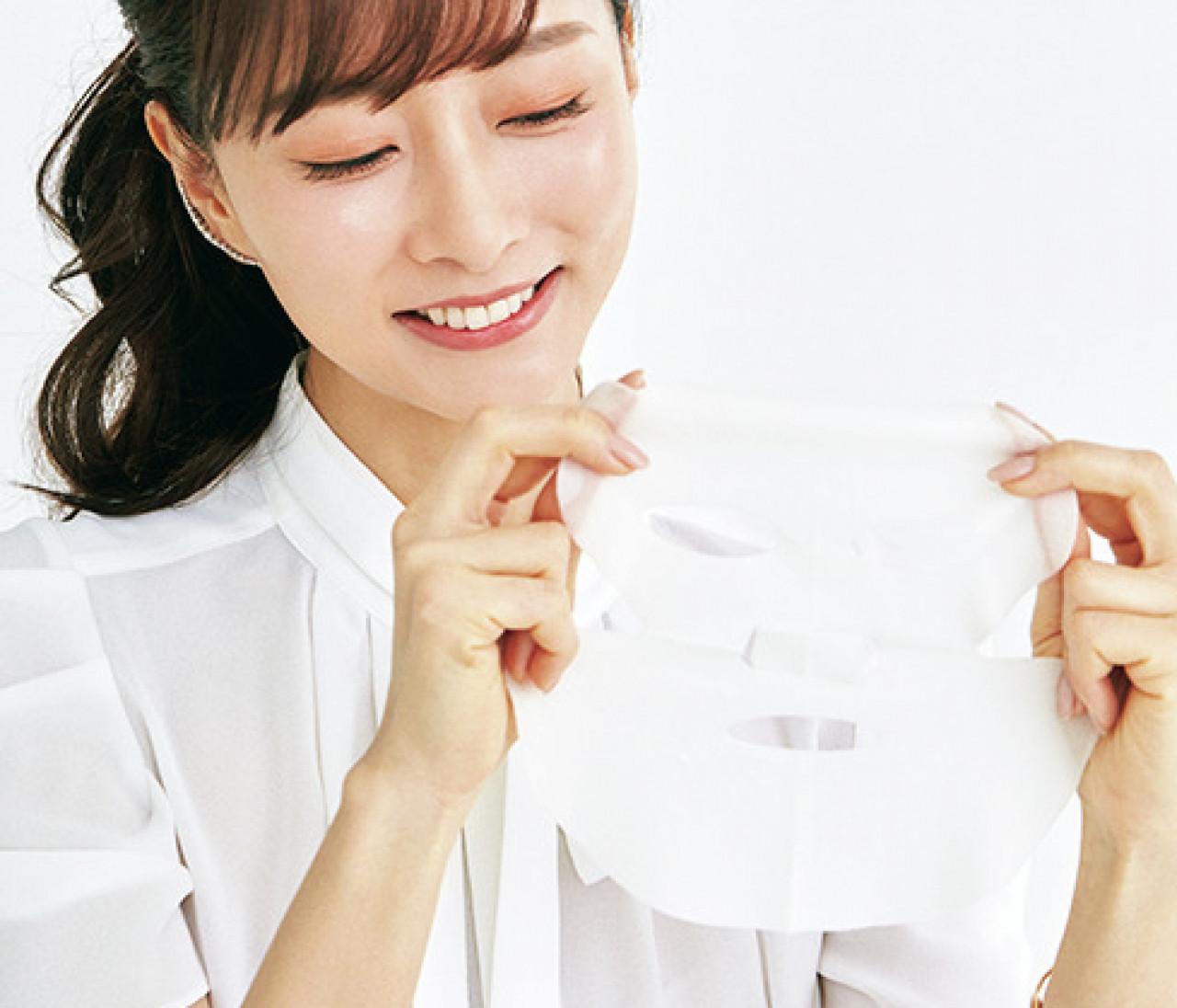 美容家・石井美保さんがレクチャー、今こそマスクで透明感を