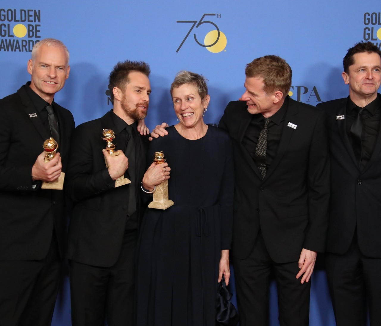 ゴールデングローブ賞で最多受賞★『スリー・ビルボード』を絶対観るべき理由