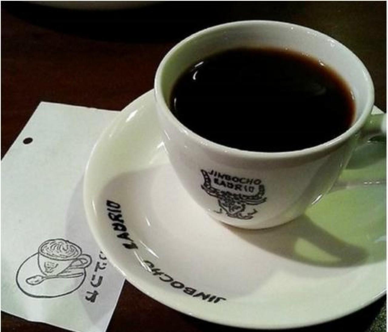 神保町&鎌倉。お気に入りのコーヒー店