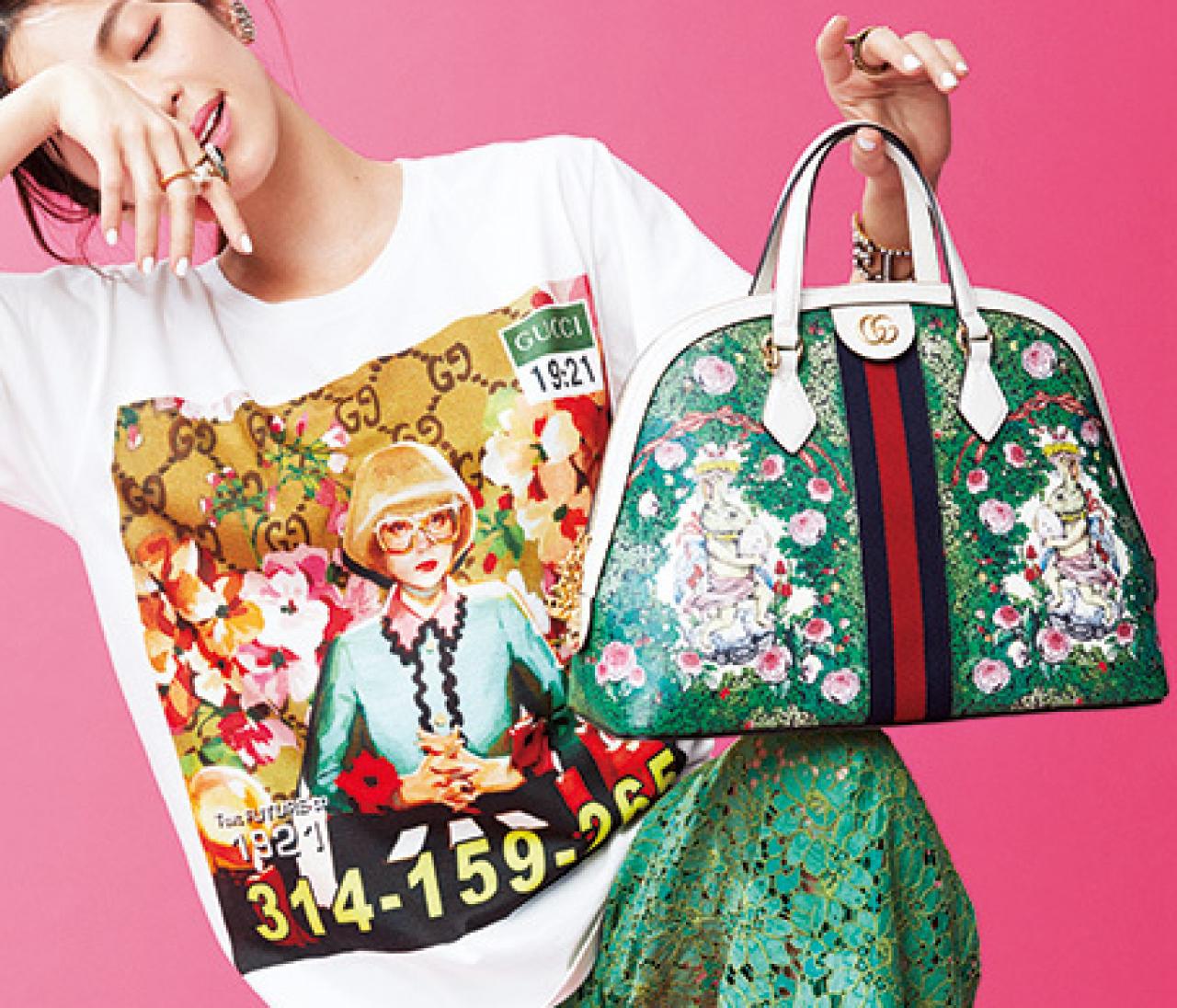 【グッチ】の新作バッグは、クラシック&遊び心が詰まってる!