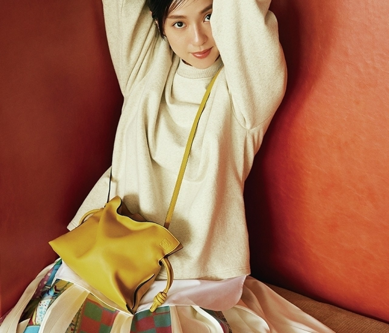 【ロエベ】クラッチバッグにもなる「フラメンコ」の最新をご紹介!