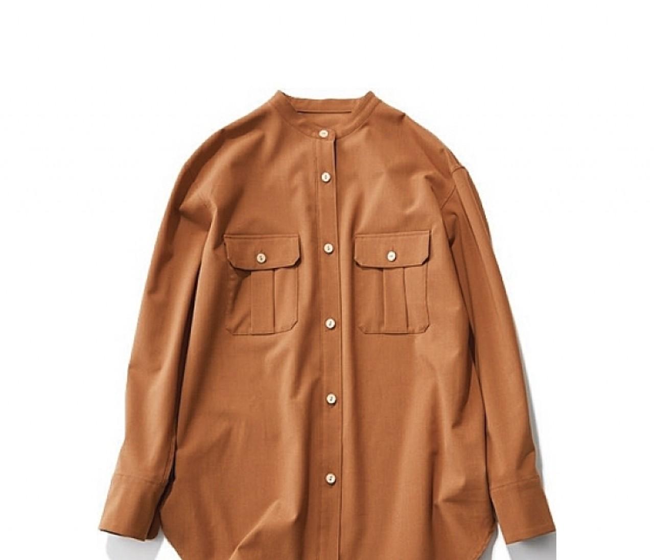 【冬のはおれるシャツ着回し】ジャケットライクに着られる旬デザインシャツで毎日が楽しく♡