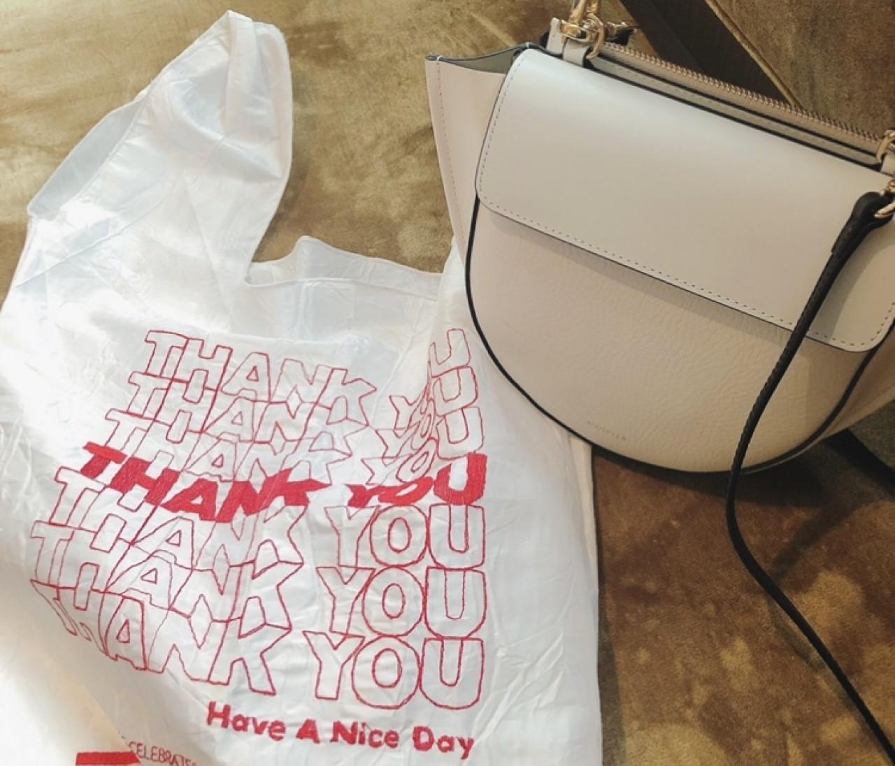 《BAILA掲載》お洒落エコバッグで、今日から簡単サステナブル❤︎