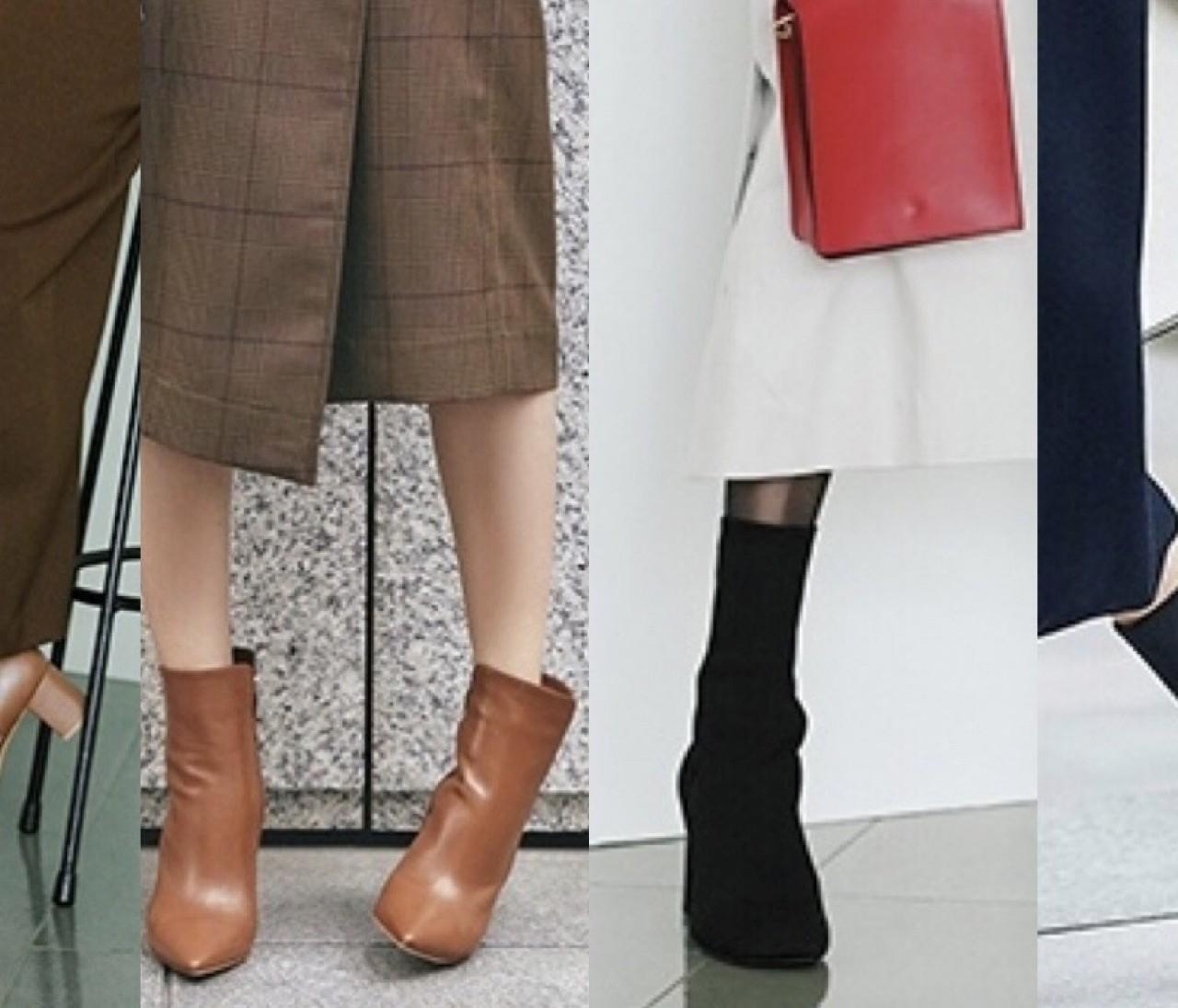 30代に人気! 秋冬の最新ショート&ミドルブーツコーデ30選【30代レディースファッション】