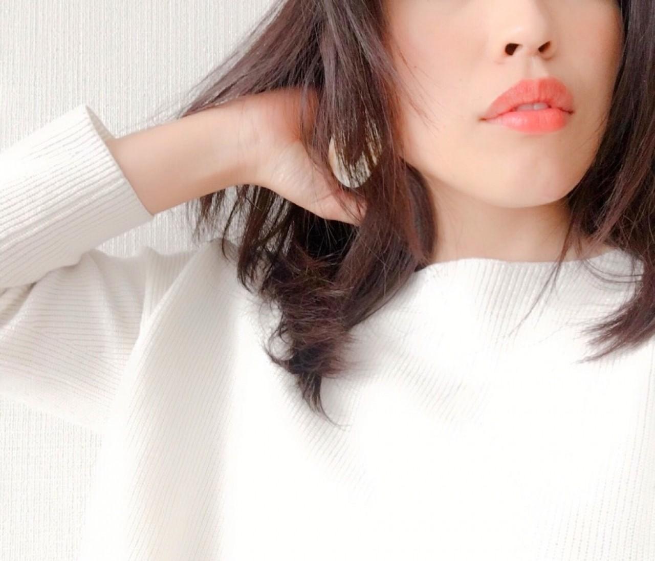 【UNIQLOで一目惚れ♡】カシミヤブレンドのボートネックニット♡