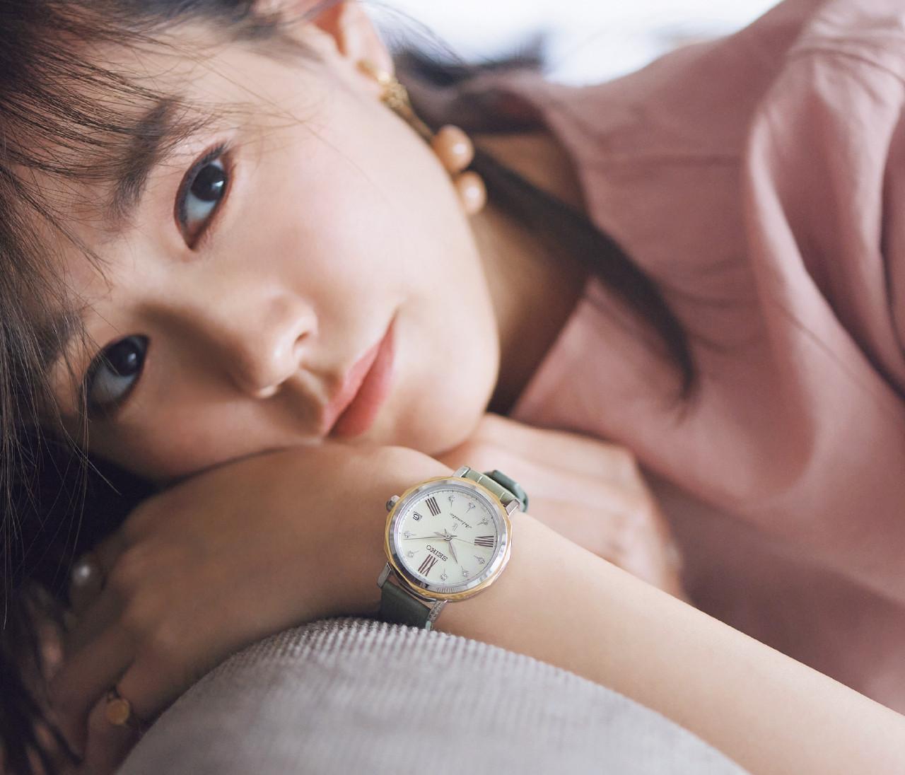 【ルキア、シチズン、ピエール・ラニエ】普段使いにぴったりな新作時計【桐谷美玲の30代名品時計9】