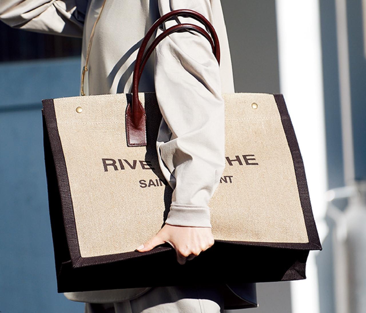 ディオール、セリーヌ、サンローラン。春はアガる&使えるトートバッグが絶対買い!【ハイブランドのトートバッグ1】