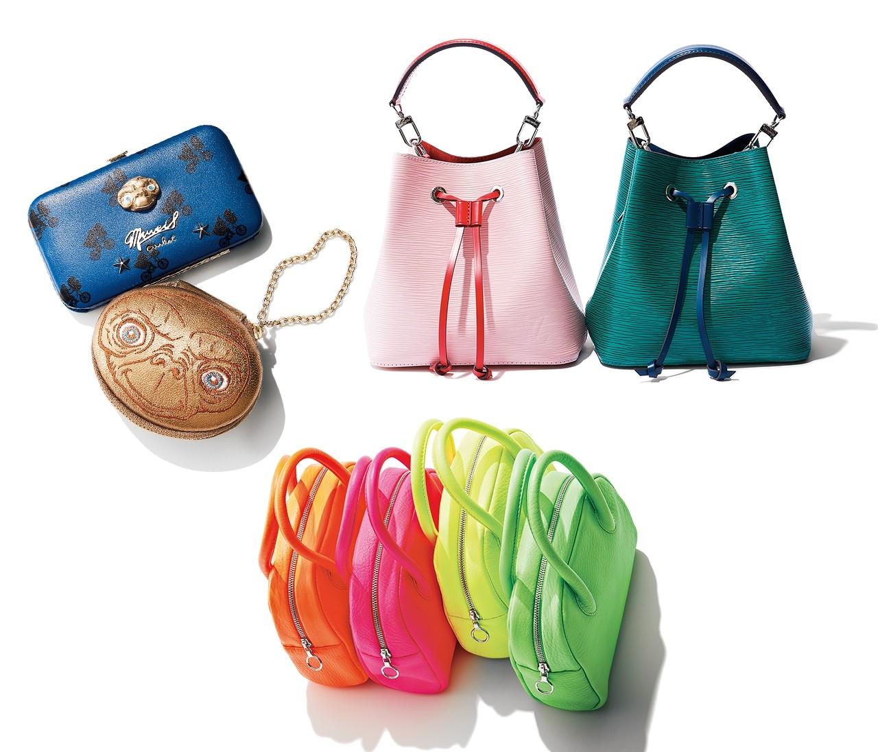 カラフルチャーミングなバッグは持つだけで今っぽい♡【今月のおしゃれニュース】