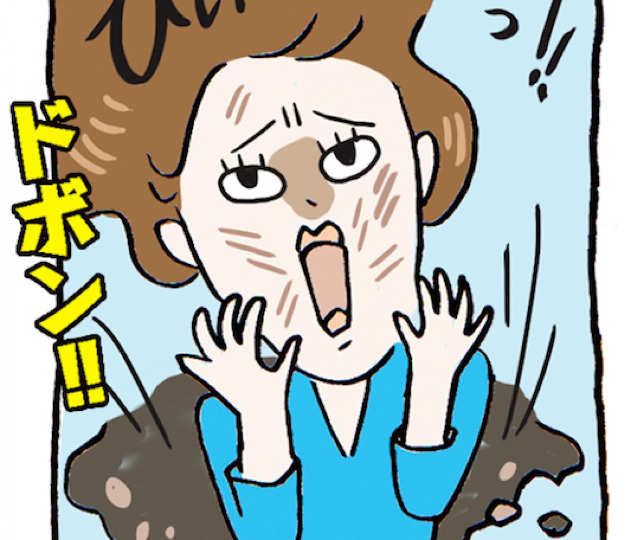 送風で老け顔が加速?! ハマるなキケン!【扇風機乾燥地獄穴】 大人の夏スキンケア