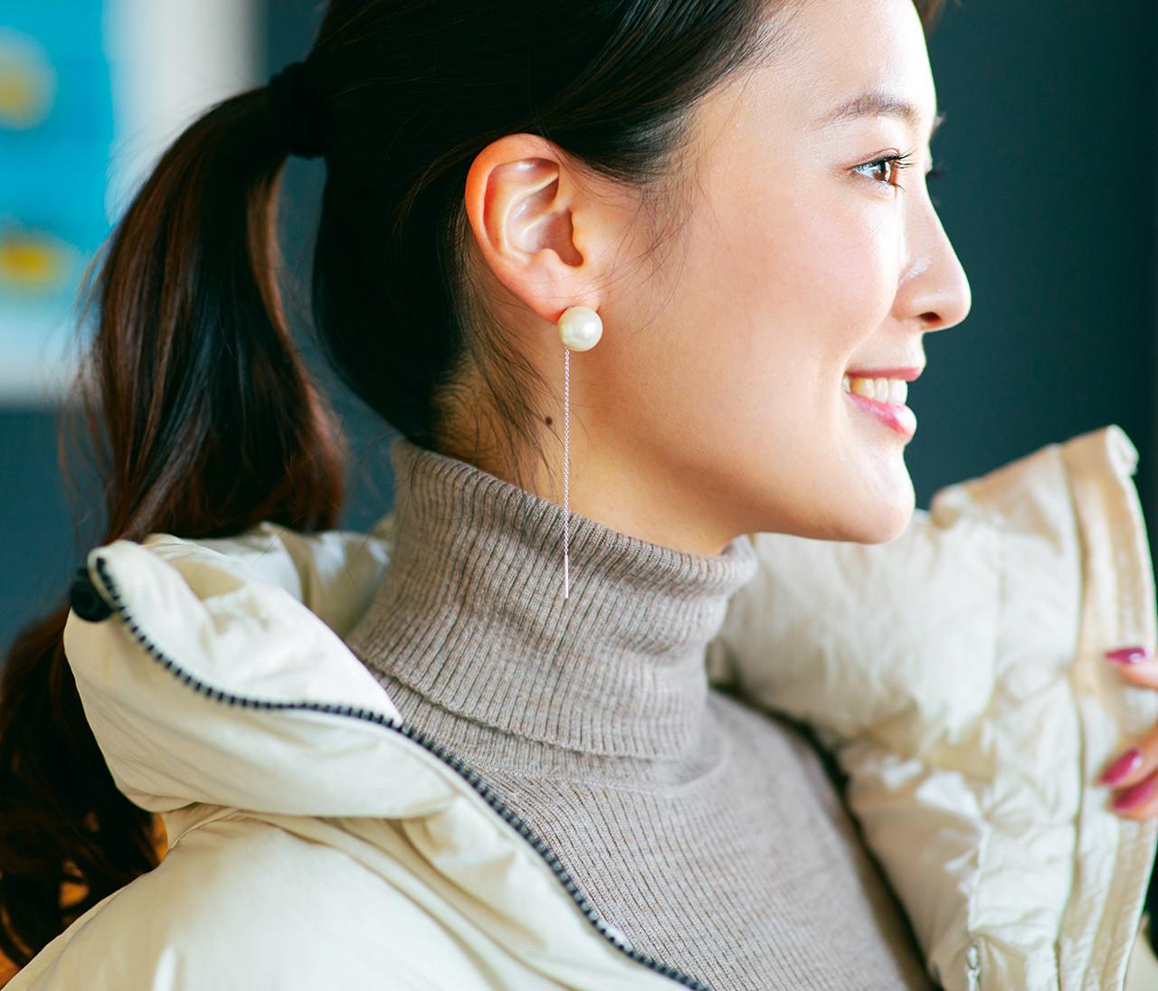 30代おしゃれ読モのイヤカフ&ピアス事情【スーパーバイラーズLive,Love,Life】