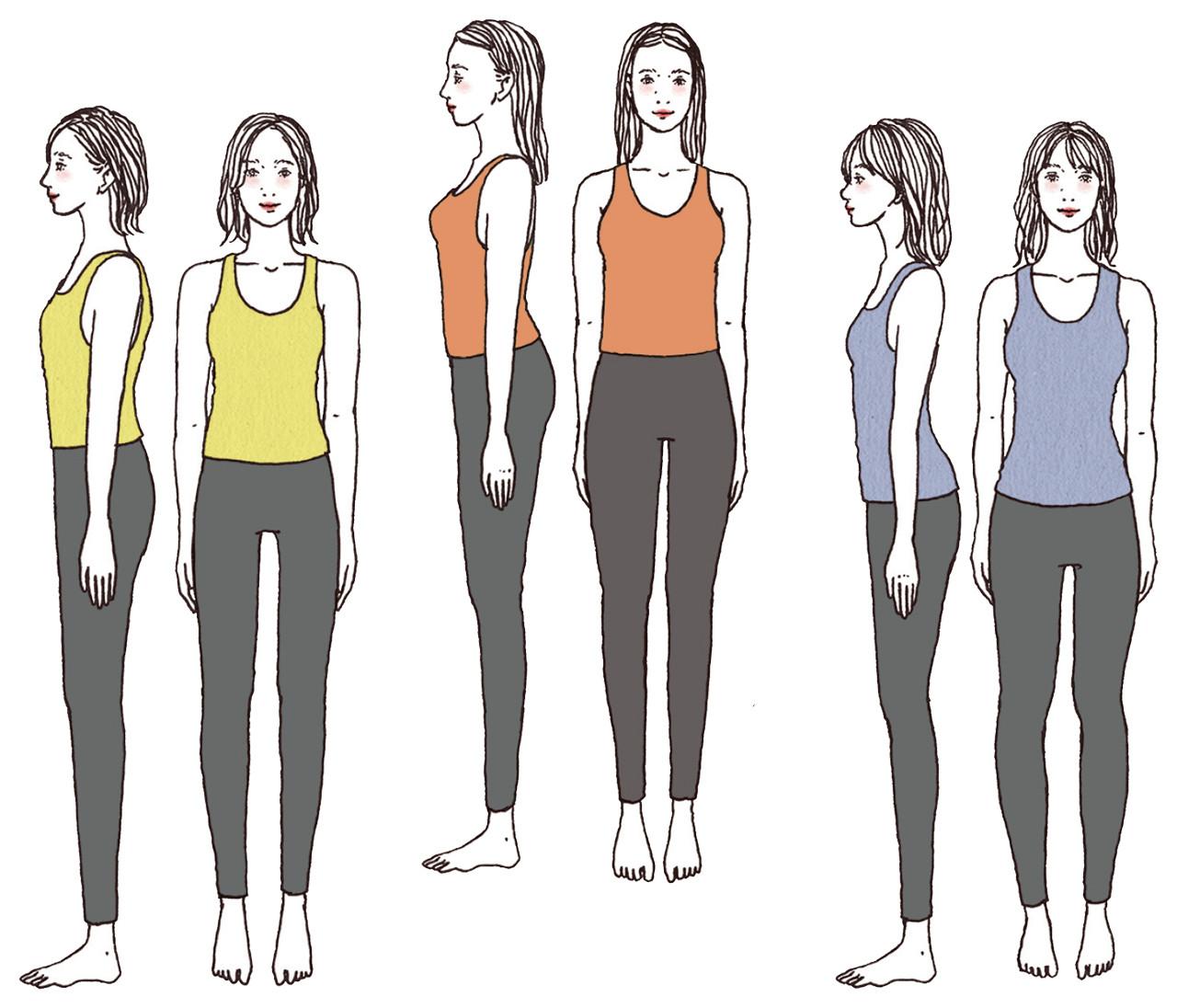 【骨格診断】自分の体型を知って、似合う服でスタイルアップ!【骨格別・スタイルよく見える服2021】